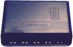 Pwm Luminous Solar Charge Controller - SCC1210, Capacity: 10A