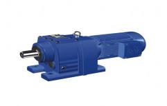 Single Phase Industrial Geared Motor
