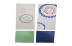 Glossy PVC Laminate Sheets, Thickness: 0.5-0.8 mm