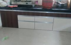 Kaka Modular PVC Kitchen Cabinet