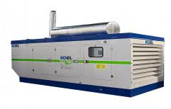 KGI-250WS 250kVA Kirloskar Power Generator, For Industrial, 415 V