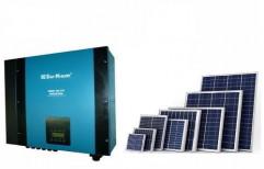 Sukam Grid Tie Solar Inverter, Input Voltage: 600 V DC