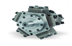 15 to 1250 RPM Radial Piston Hydraulic Motors, 15 kW to 100 kW