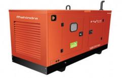 180 KVA Mahindra Silent Diesel Generator
