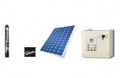 3Hp Kirloskar Solar Water Pumping System, 2 - 5 HP