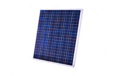 Aluminium 250 W Panasonic Solar Panels, For Rooftop Installation