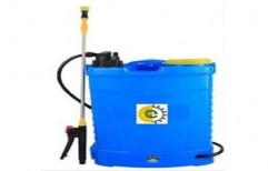Blue Plastic Knapsack Sprayer Pump, For Agriculture