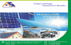TATA Power Mounting Structure Solar Home Rooftop System