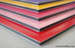 Alomax ACP Sheets, For Commercial, Thickness: 3mm