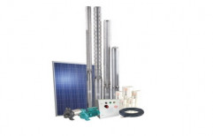 Automatic Kirloskar Solar Pumping System, 2 - 5 HP, Agricultural