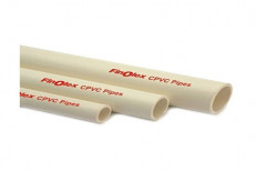 Finolex CPVC Pipes, for Structure Pipe, Size: 1/2 To 2 Inch