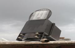 Naiya ISI 15 Watt Semi Integrated Solar LED Street Light, For Outdoor, Input Voltage: 12