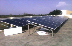 TATA Power Mounting Structure Roof Top Solar Plant, For Residential, Capacity: 10 Kw