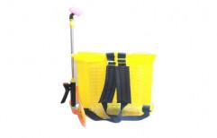 18 Ltr Battery Powered/ Automatic Knapsack Sanitizer/Agriculture Sprayer/ Sparyer pump
