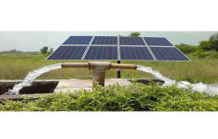 Automatic 7.5hp Solar Water Pump