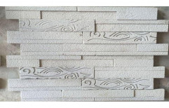 Mint CNC Wall Stone Cladding Tile, Packaging Type: Corrugated Box, Size: 300 X 300 Mm
