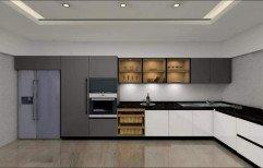 Modern Godrej Modular Kitchen