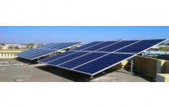 Mounting Structure Grid Tie Tata Power Solar Roof Top