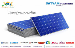 TATA Power Mounting Structure Solar Rooftops, For Residential, Capacity: 1 Kw